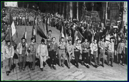 Domenica 28 aprile si celebra l'anniversario della Liberazione