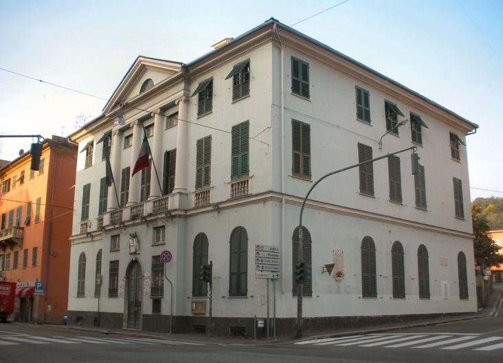 Maggio 2013 sant 39 olcese inform for Piani casa casa tudor