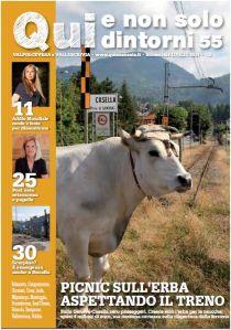 La copertina del nuovo numero