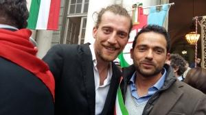 Maurizio e Armando