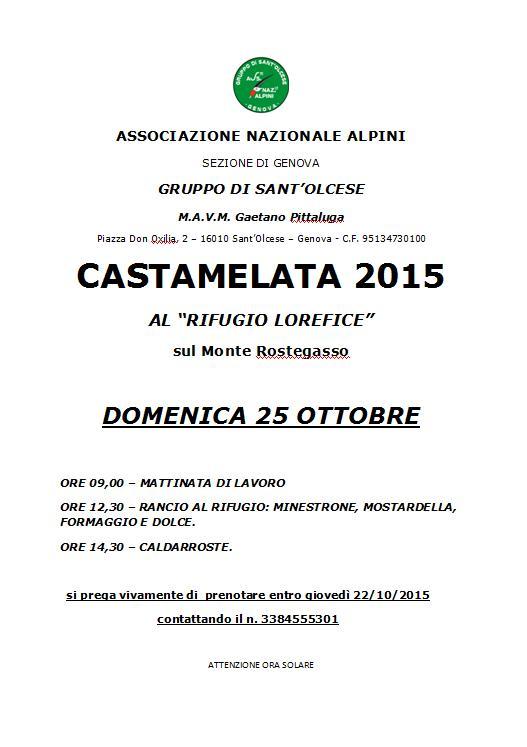 Castamelata