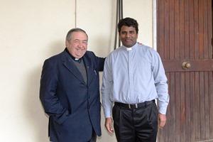 Don Giorgio e Don Sambath