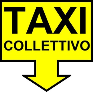 TAXI-collettivo