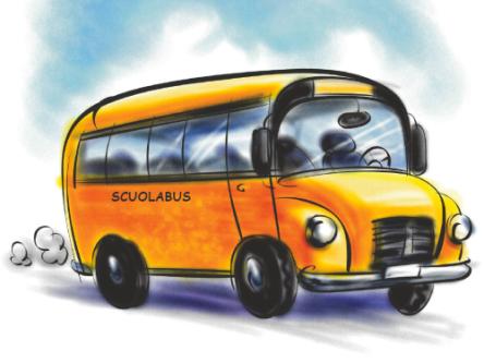 Scuolabus: si torna lentamente alla normalità