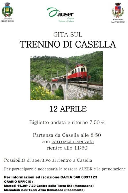 Trenino Casella