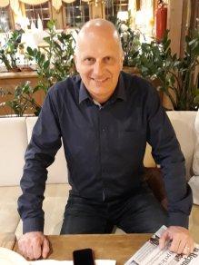 Enrico Trucco - Assessore - Servizi finanziari e Patrimonio, Trasporti, Servizi informativi ed innovazione, Trasparenza e semplificazione, Personale
