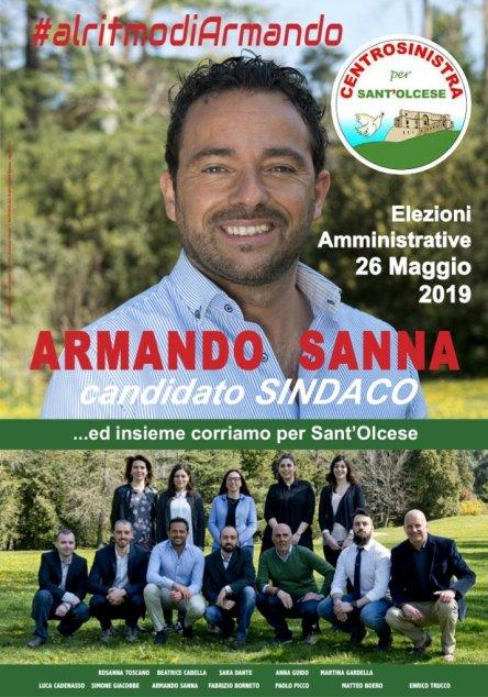 A Casanova e Arvigo, #alritmodiArmando!